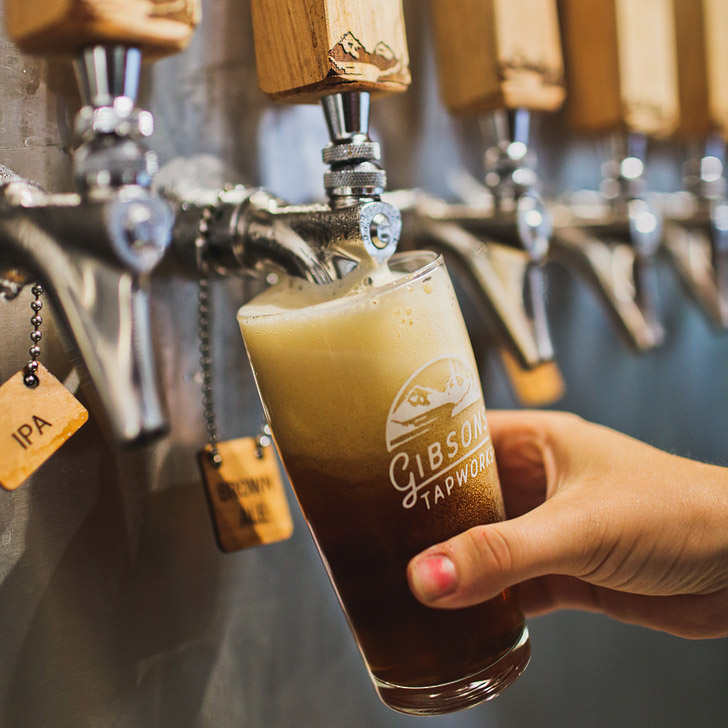 Gibsons Tapworks + Your Essential Guide to the Sunshine Coast BC Ale Trail // localadventurer.com