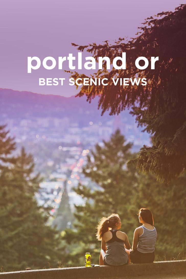 13 Amazing Places for Scenic Views in Portland Oregon // localadventurer.com