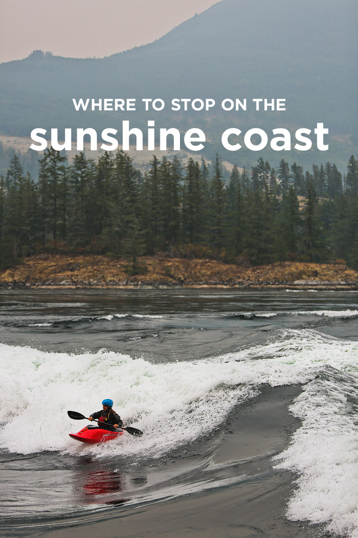 Best Things to Do on the Sunshine Coast BC // localadventurer.com