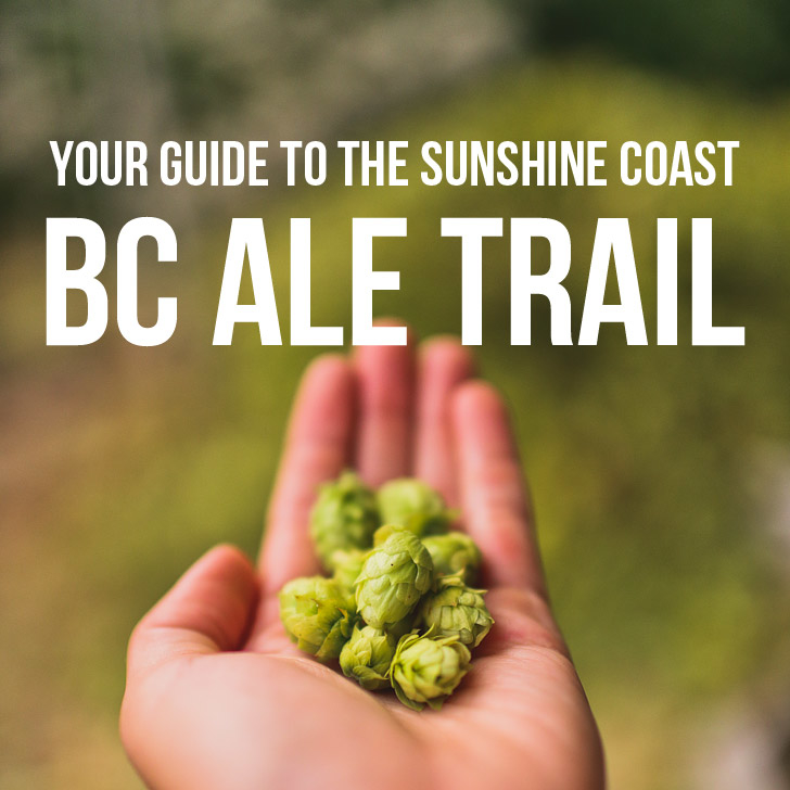 Your Essential Guide to the BC Ale Trail Breweries // localadventurer.com