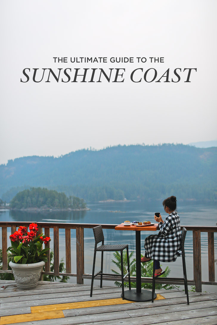 Your Guide to the Sunshine Coast British Columbia Canada // localadventurer.com