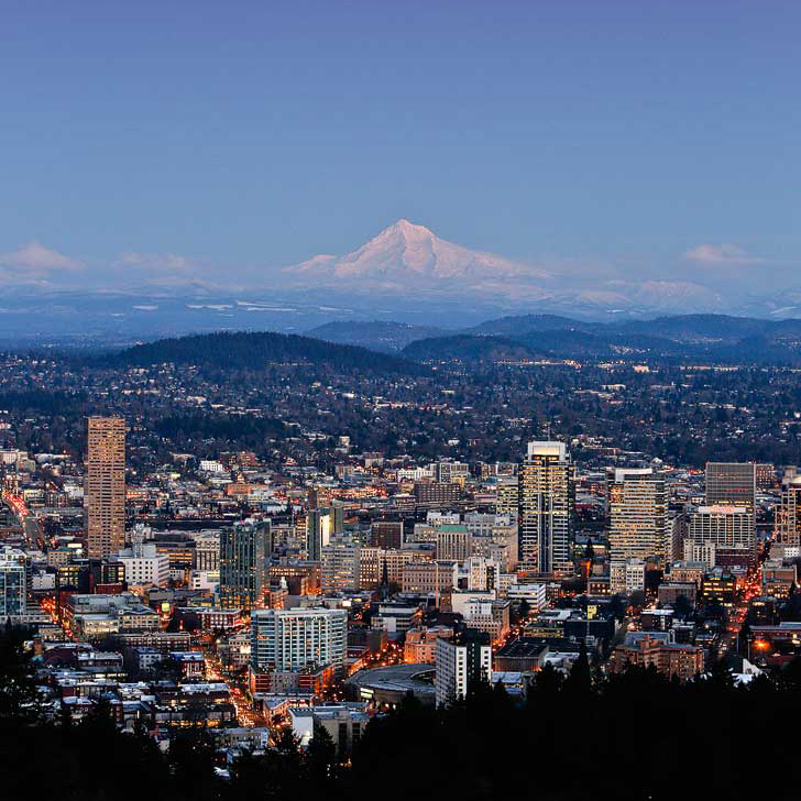 Pittock Mansion View - The Ultimate Oregon Bucket List // localadventurer.com