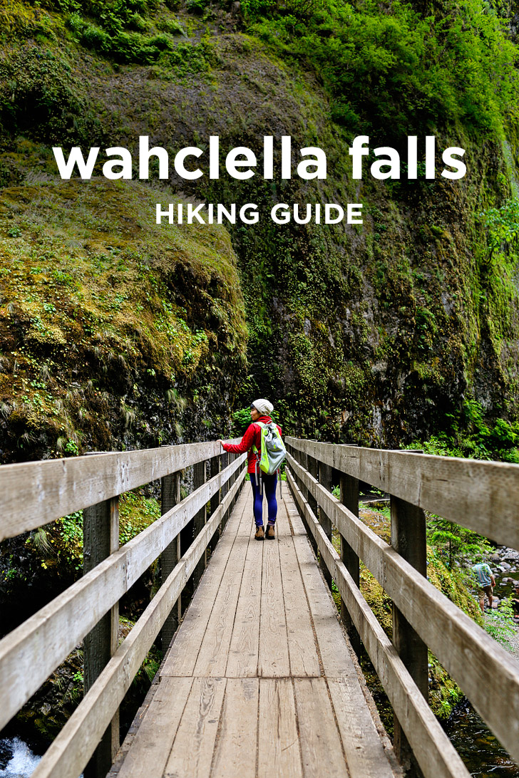 Wahclella Falls Hiking Guide, Columbia River Gorge, Oregon + Lots of Photos // localadventurer.com