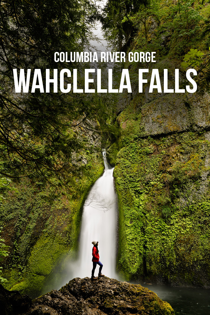 Photo Guide to the Waclella Falls Trail, Columbia River Gorge, Oregon // localadventurer.com