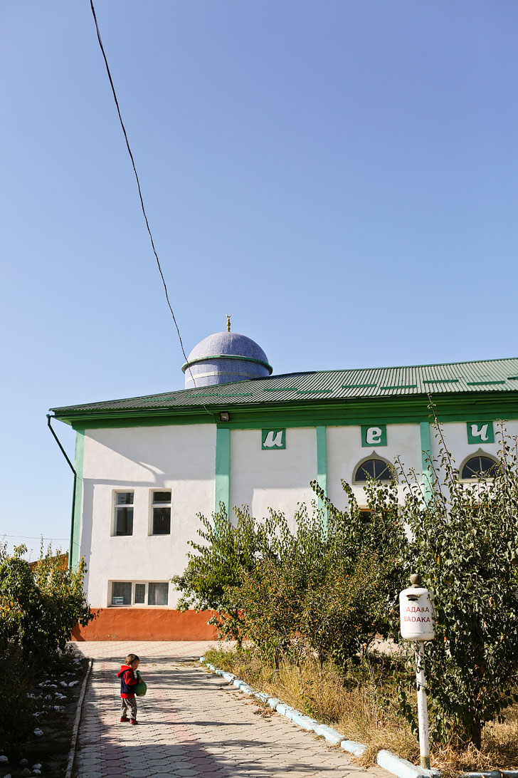 Tatar Mosque and Karakol City Walking Tour + 21 Unique Experiences and Kyrgyzstan Sightseeing // localadventurer.com