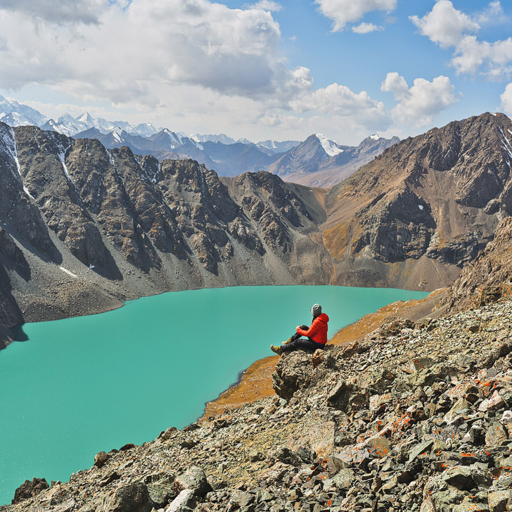 Alakol Lake - Best Things to Do in Karakol Kyrgyzstan + Nearby Attractions // localadventurer.com