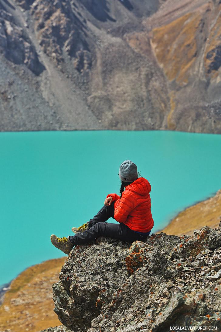 Alakol Lake - Kyrgyzstan Hiking - How to Hike Through the Issyk Kul Region // localadventurer.com