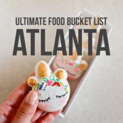 49 Best Places to Eat in Atlanta Food Bucket List
