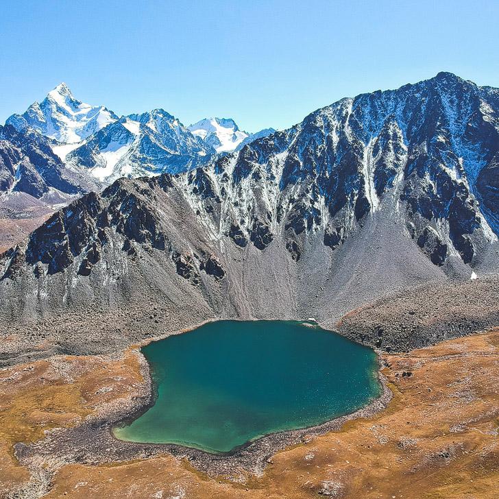 Aylanysh Lake - Kyrgyzstan Hiking - How to Hike Through the Issyk Kul Region // localadventurer.com