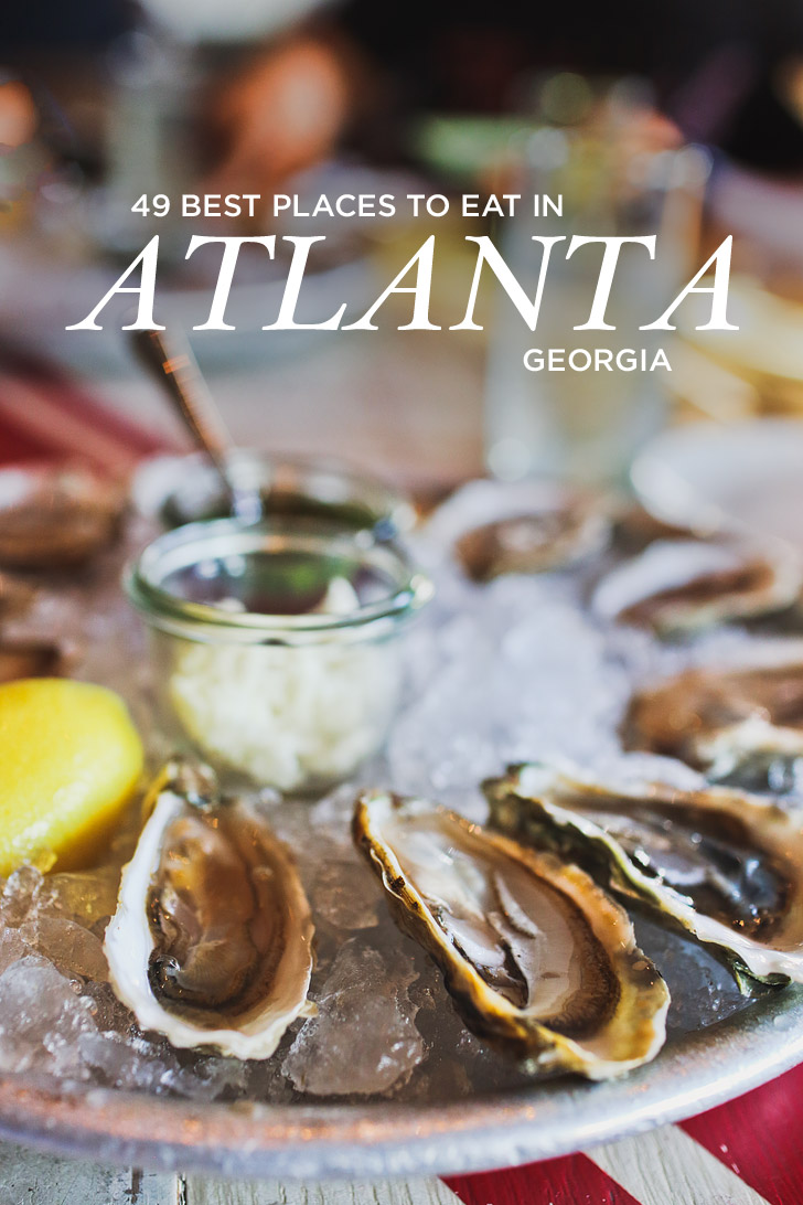 great places to eat in atlanta ga