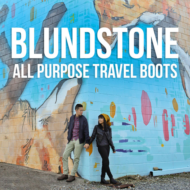 From the Great Outdoors to Big City Life – How Blundstone is the All Purpose Travel Boot