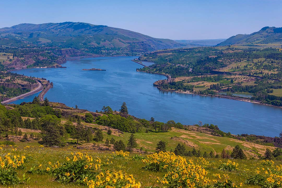 Coyote Wall Hike + 21 Best Columbia River Gorge Hikes You Don't Want to Miss