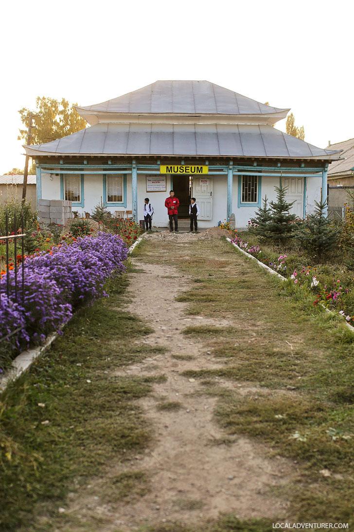 Dungan Museum + 21 Unique Things to Do in Karakol Kyrgyzstan // localadventurer.com