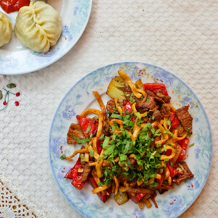 Kyrgyzstan Food + Traditional Foods You Must Try + More Tips for Your Visit // localadventurer.com