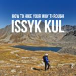How to Hike to Boz Uchuk Lakes