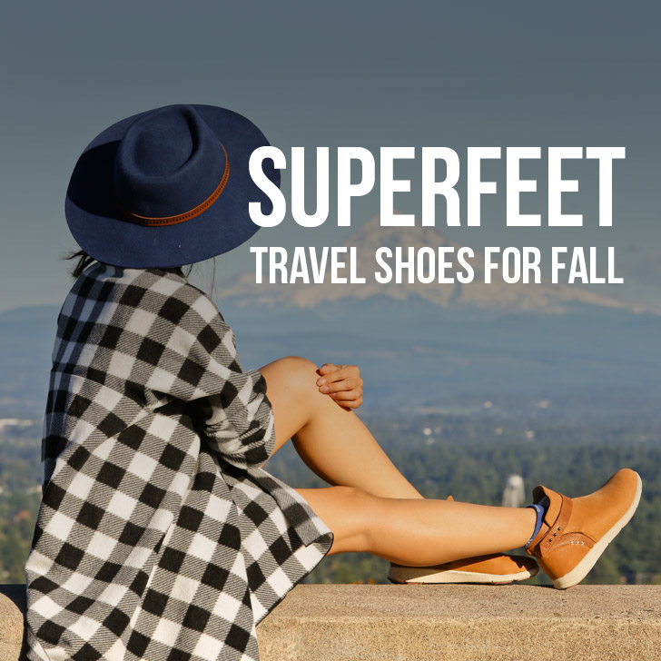 Superfeet Review - Introducing their Fall Line with Ash, Juniper, Aspen, and Olympia // localadventurer.com