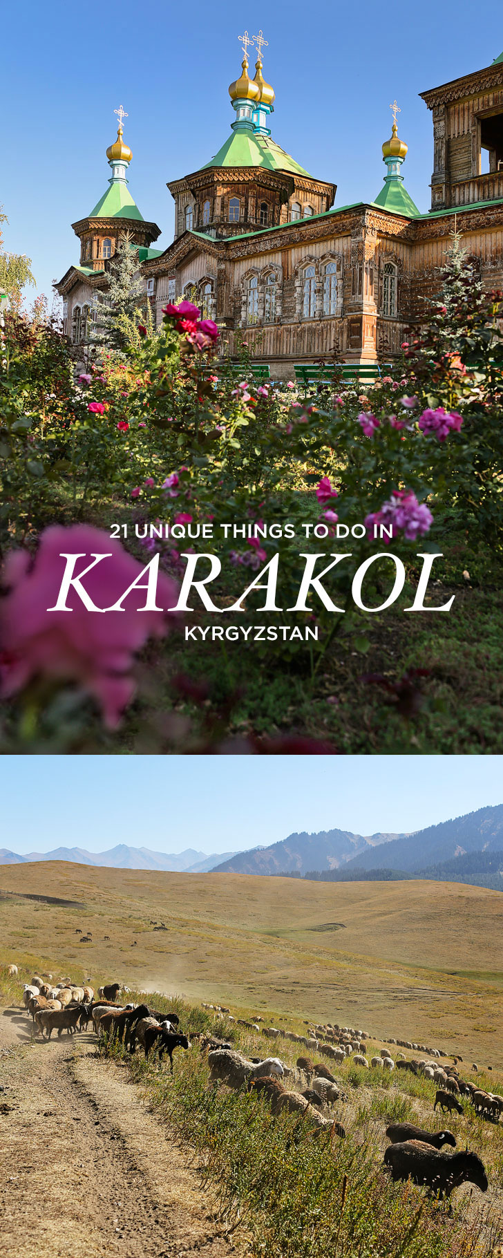Your Essential Guide to Karakol Kyrgyzstan - 21 Best Things to Do in Karakol // localadventurer.com