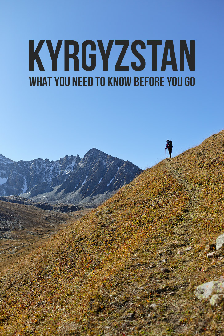 15 Things You Must Know Before You Visit Kyrgyzstan // localadventurer.com