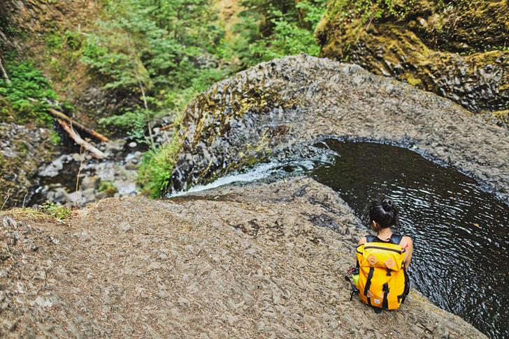 Triple Falls Hike, Oregon // localadventurer.com