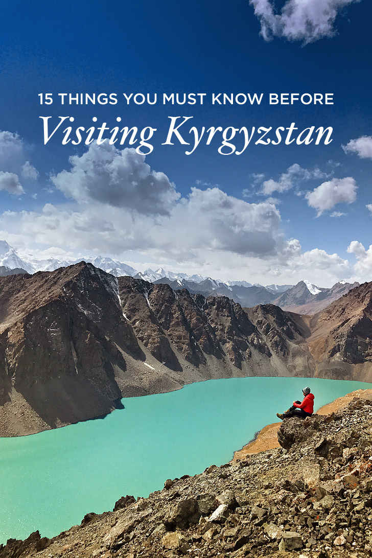 Kyrgyzstan Guide: 15 Things You Need to Know Before You Visit Kyrgyzstan // localadventurer.com