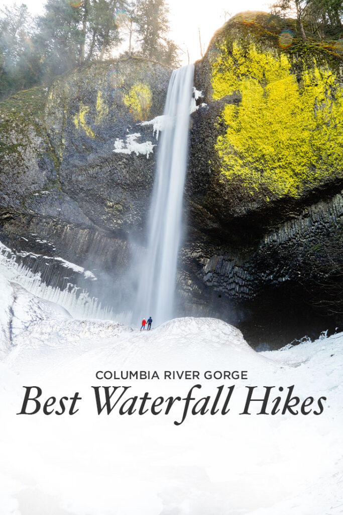Hiking to Waterfalls in Oregon - Best Hikes in the Columbia River Gorge