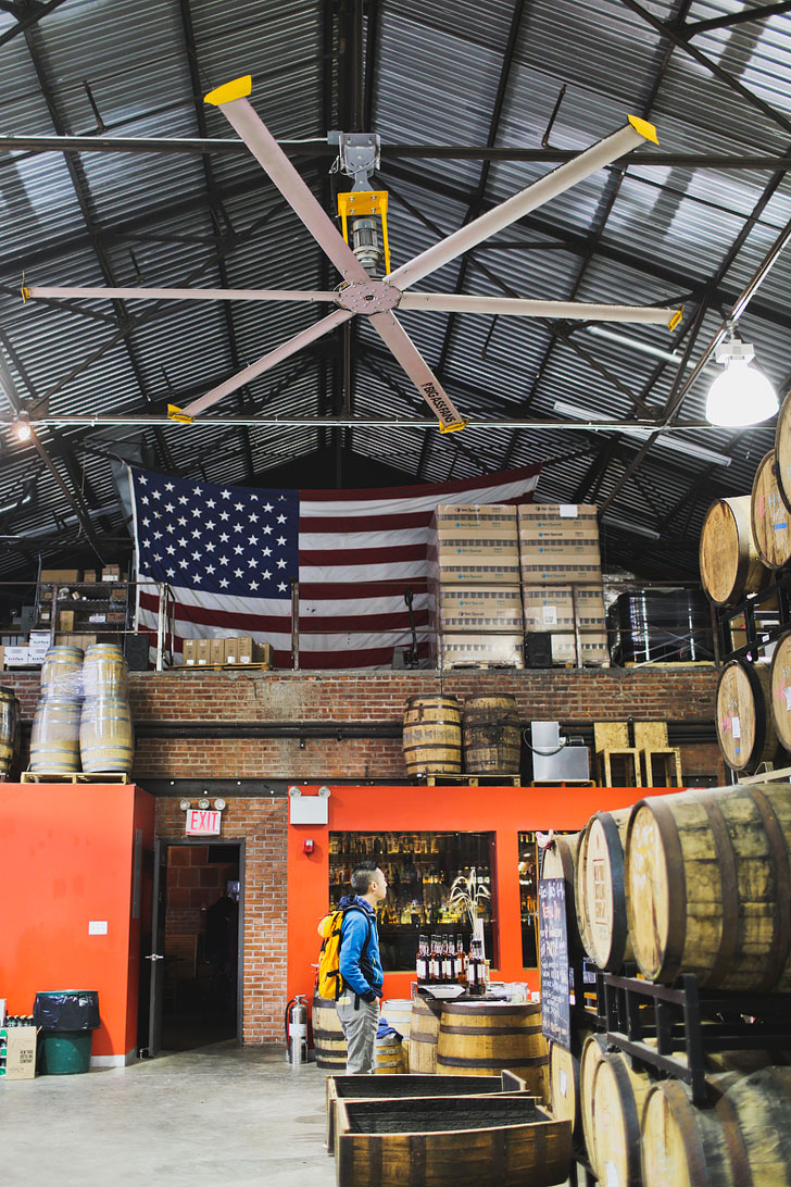 New York Distilling Company + Your Complete Guide to Free Things to Do in NYC - 11 Most Popular Free Attractions in NYC + A List of 151 Free Things to Do // Local Adventurer