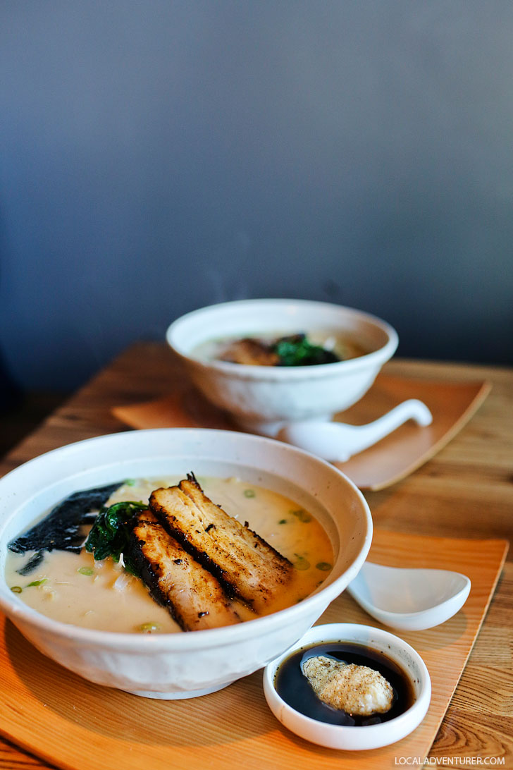HiroNori Craft Ramen + Where to Eat in Irvine California // localadventurer.com