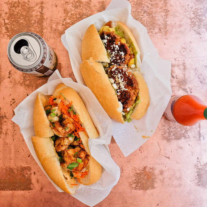 Killer PoBoys + Your Ultimate Guide to the Best Food in New Orleans, Louisiana // localadventurer.com