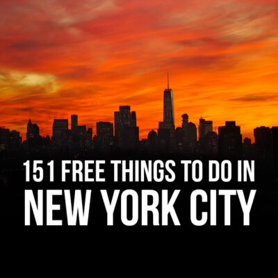 Your Complete Guide to Free Things to Do in NYC - 11 Most Popular Free Attractions in NYC + A List of 151 Free Things to Do // Local Adventurer