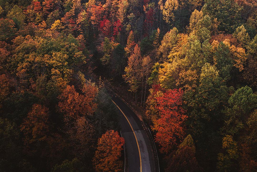 Great Smoky Mountains National Park, Gatlinburg TN