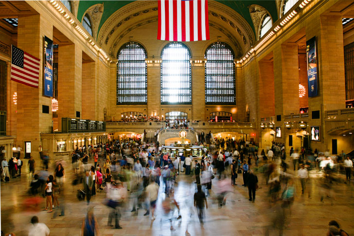 Grand Central Station - The Best Free Places to Go in NYC - NYC on a Budget - Free NYC Attractions // localadventurer.com