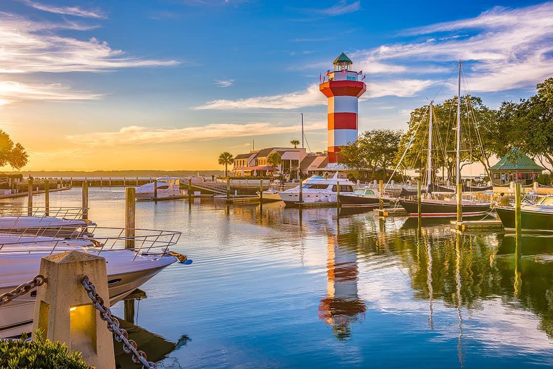 Hilton Head Lighthouse - Harbour Town Lighthouse
