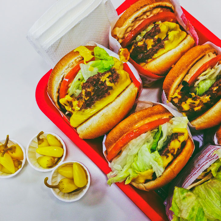 In n Out is headquartered in Irvine + All the Best Places to Eat in Irvine CA // localadventurer.com