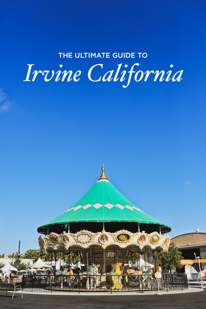 Your Guide to All the Irvine Attractions + Essential Tips for Your Visit // localadventurer.com