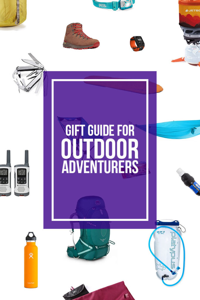 25 Gifts for Outdoorsman and Outdoorsy Women