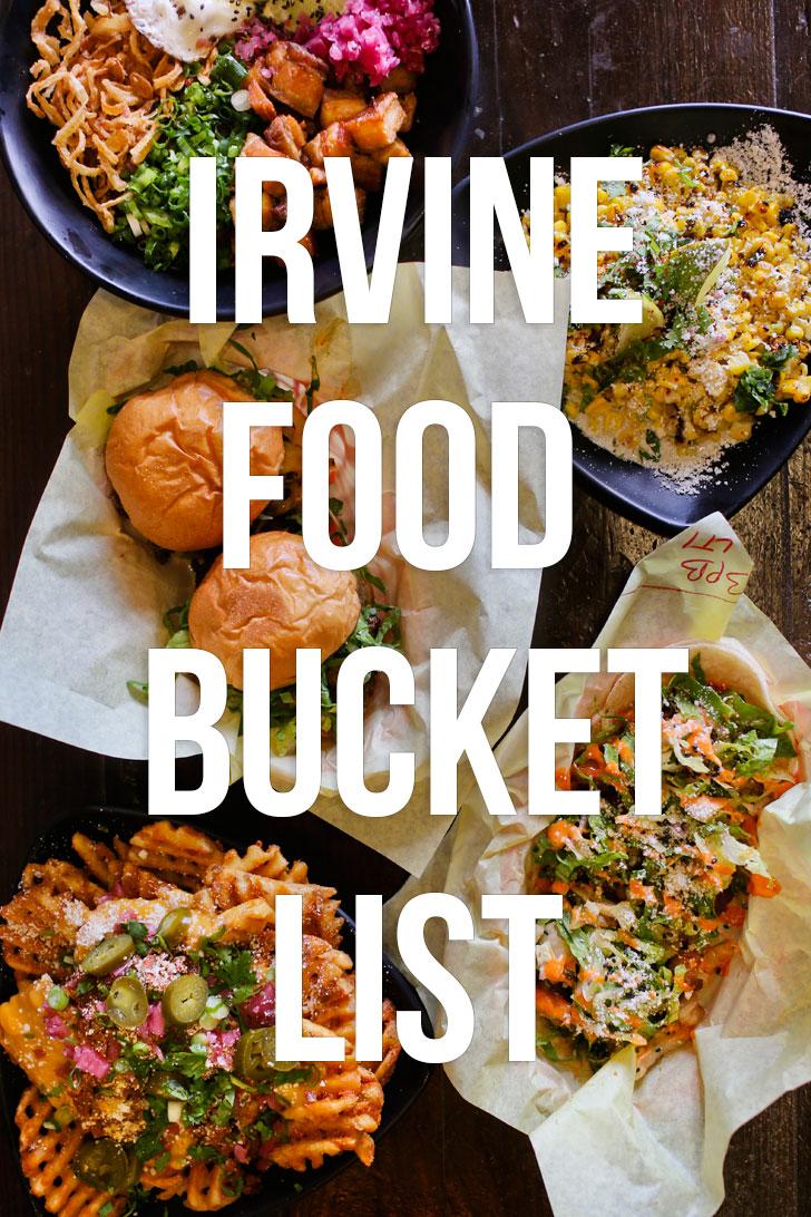 Best Places to Eat in Irvine California // localadventurer.com