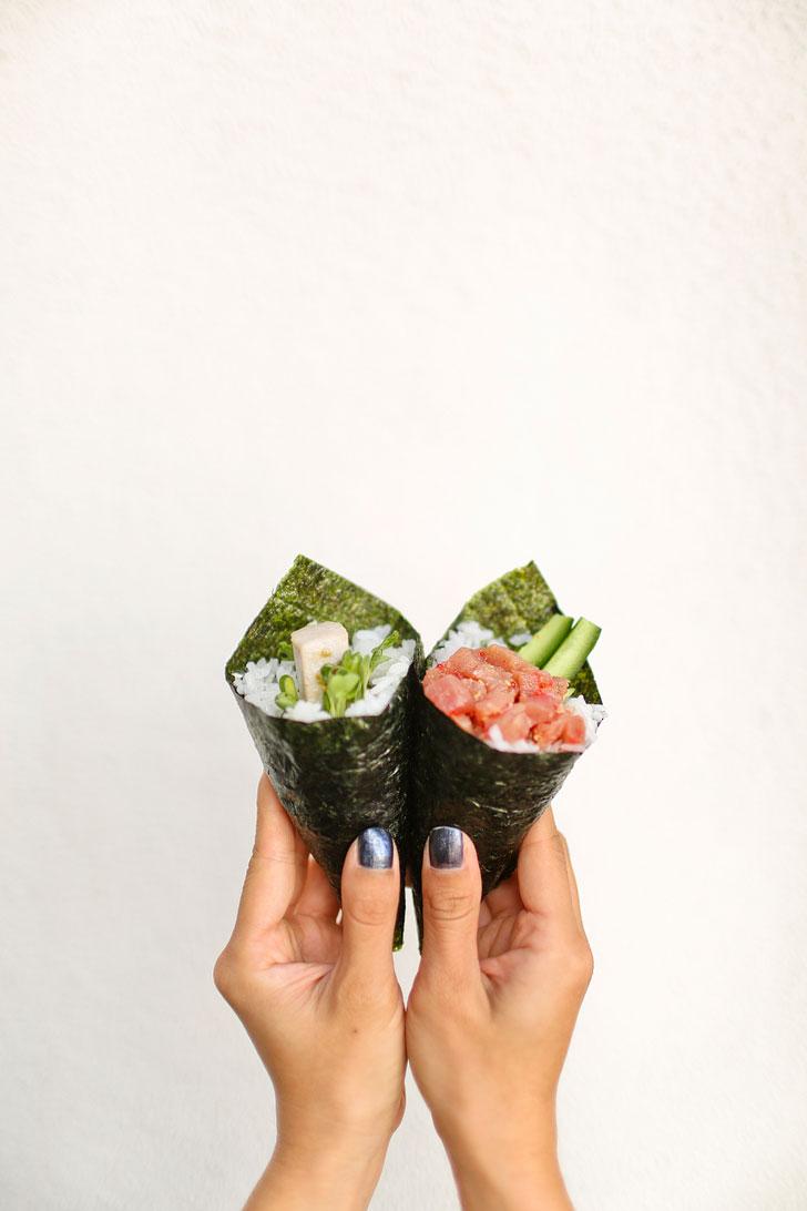 Temakira Hand Rolls Best Restaurants In Irvine Ca Localadventurer