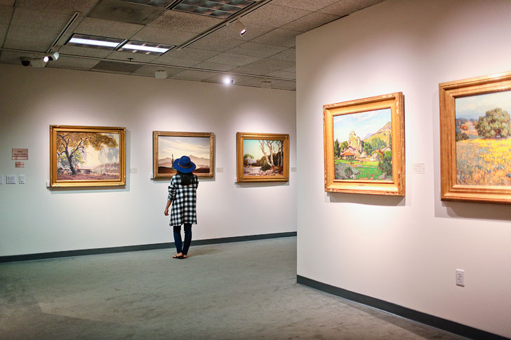 The Irvine Museum Collection + 13 Places in Irvine California You Can't Miss + Essential Tips for Your Visit // localadventurer.com