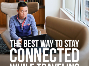The Best Way to Stay Connected While Traveling + Global Vision Wifi Review // Local Adventurer