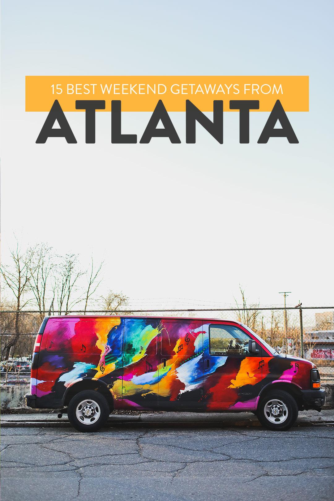 15 Best Weekend Trips From Atlanta Georgia A Guide To Great Getaways