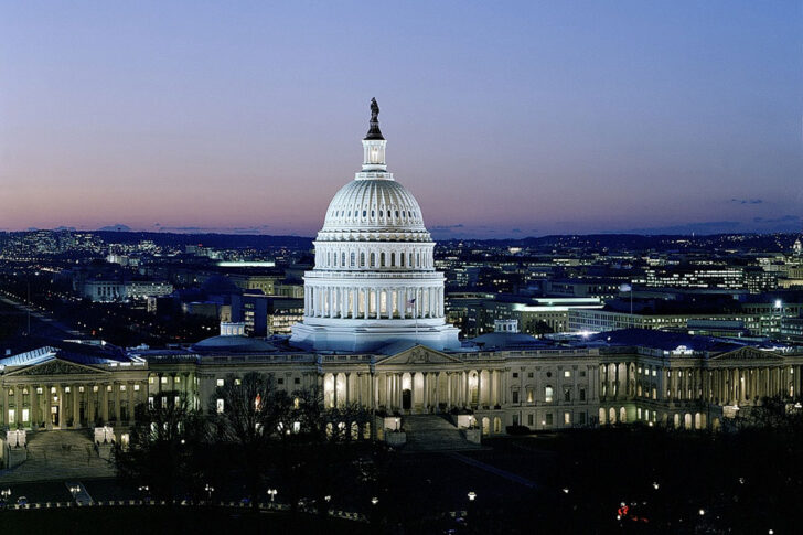 United States Capitol Washington DC Bucket List