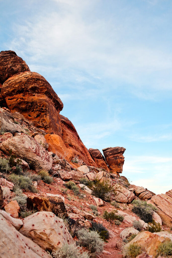 Red Rock Canyon National Conservation Area + 15 Most Popular Day Trips from Las Vegas