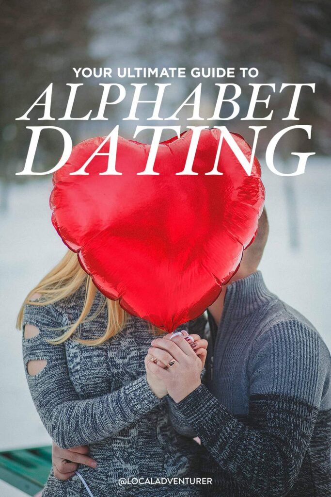 Alphabet Dating Ideas from A to Z