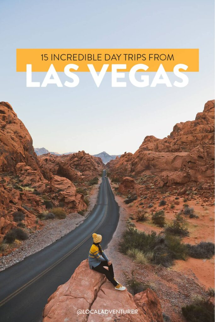 15+ Best Day Trips from Las Vegas by Car