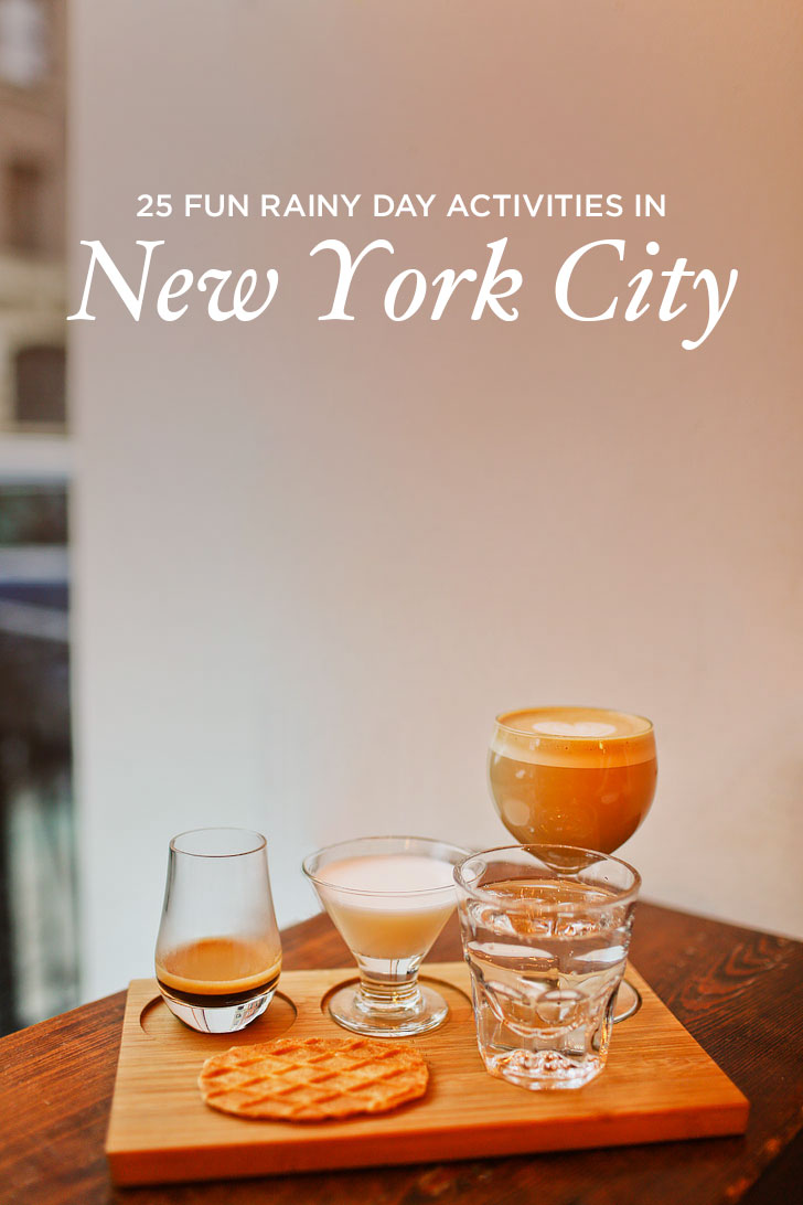 Best things to do indoors in nyc when it 39 s raining or too for Attractions in nyc for couples