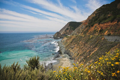 Big Sur Highway 1 + Your Ultimate California Coast Road Trip