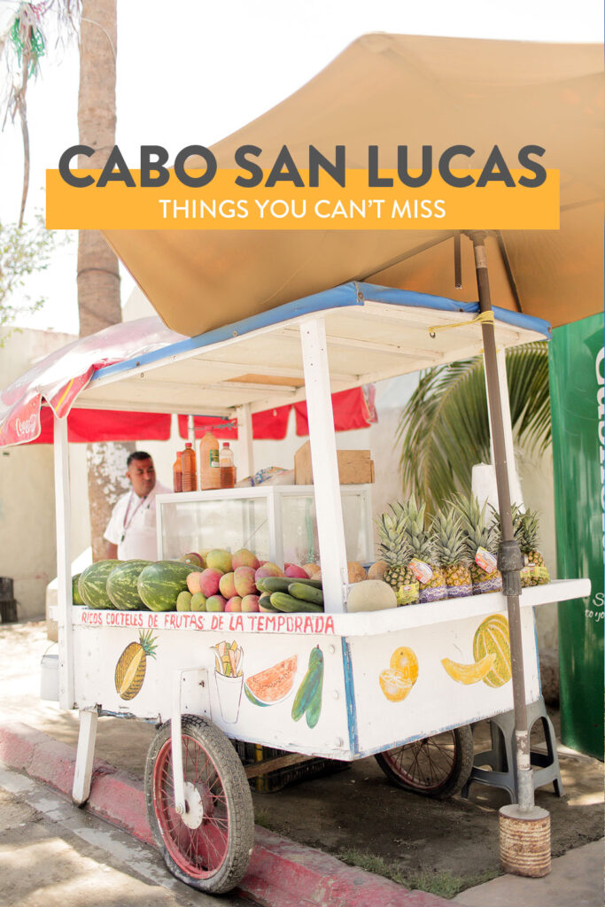 Cabo San Lucas Things to Do