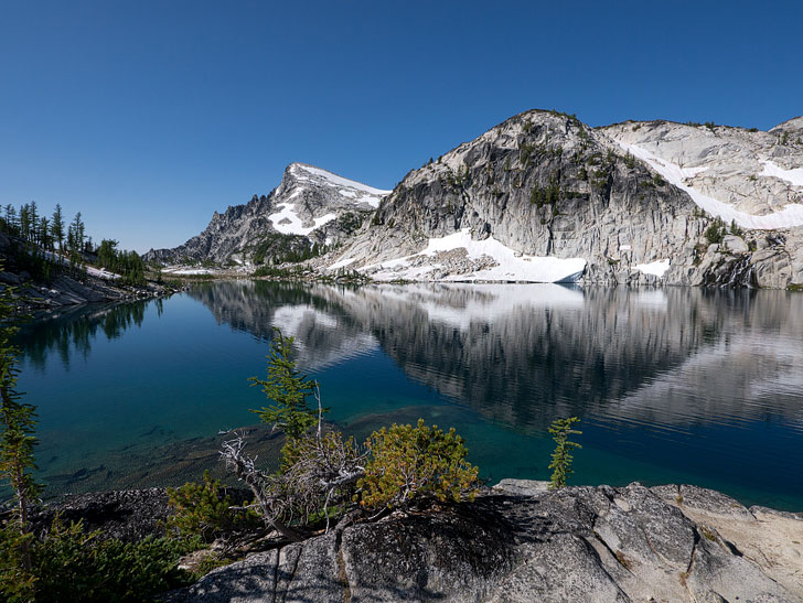 Enchantments Washington + 11 Hardest Adventure Permits to Get in the US (photo: Brian Holsclaw) // Local Adventurer