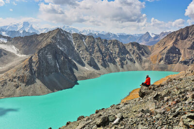 Hiking to Lake Alakol Kyrgyzstan - What You Need to Know
