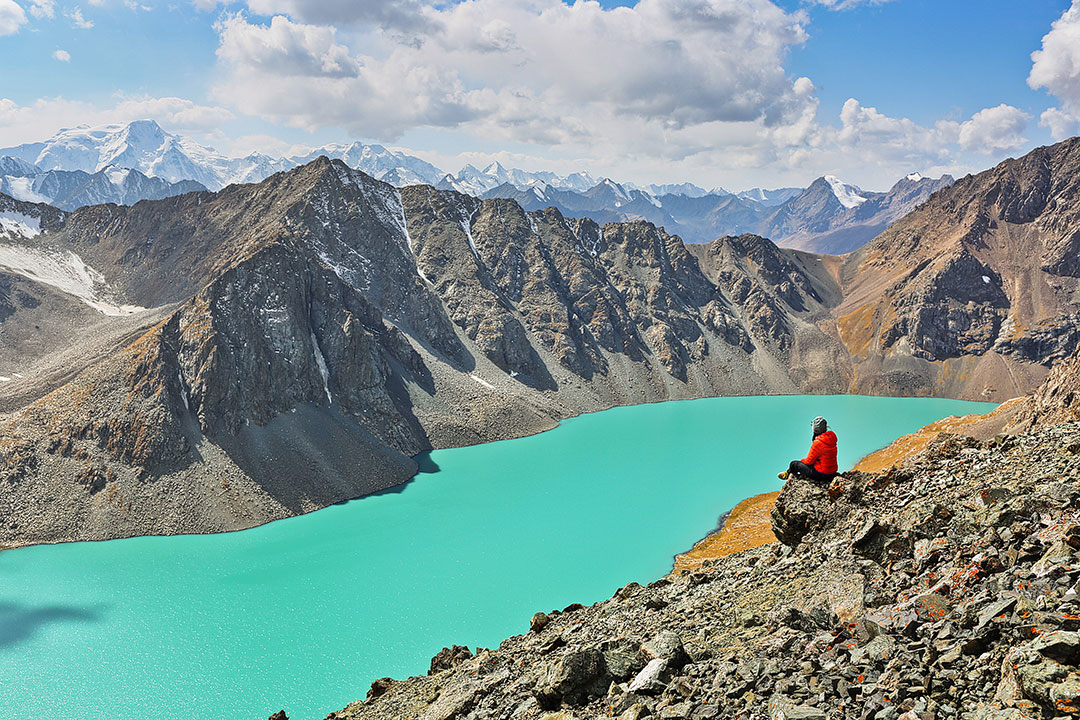 Heart Lake and Lake Alakol Hike – The Most Popular Trek in Kyrgyzstan